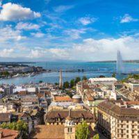 Ginebra: la capital de la diplomacia también quiere ser verde