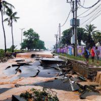 Las inundaciones causan más de 150 muertos en Indonesia y Timor Oriental