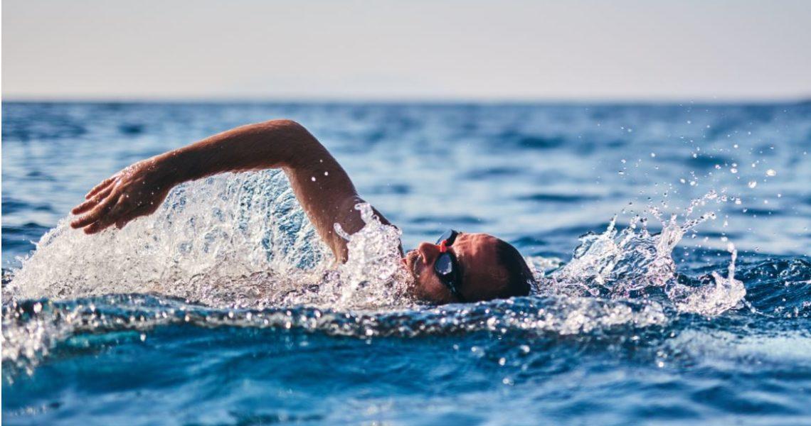 'Nadar en aguas abiertas': una vida en cada brazada