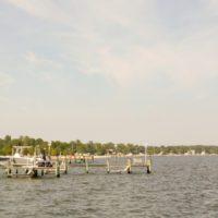 Un estanque de aguas tóxicas amenaza con colapsar en Florida