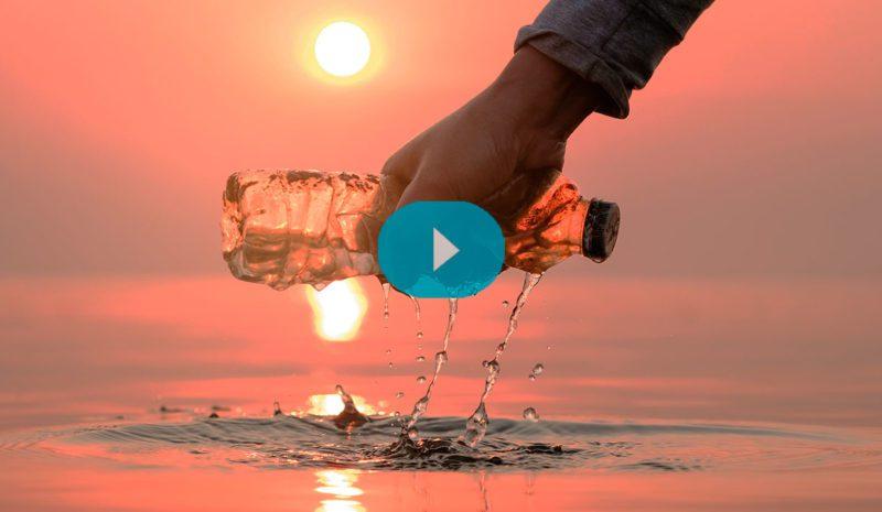 Transformar el plástico del océano para cambiar el mundo