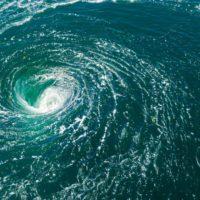 Se intensifican los remolinos oceánicos gigantes