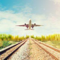 ¿Puede el ferrocarril sustituir al avión en los trayectos cortos de la UE?