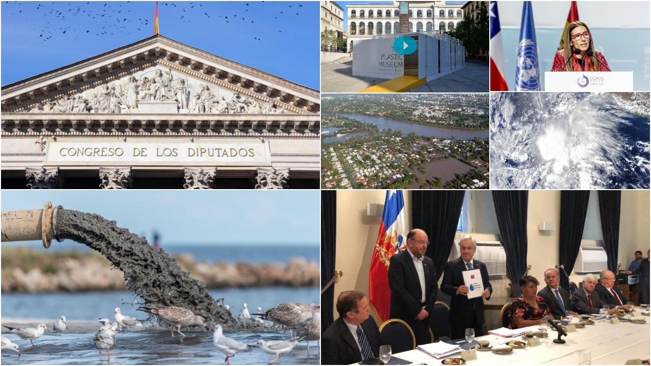 España aprueba la Ley de Cambio Climático y Transición Energética