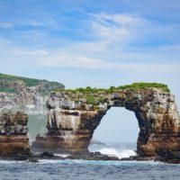 Se derrumba el Arco de Darwin, icono geológico de las Galápagos