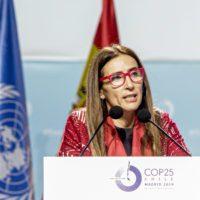 Carolina Schmidt destaca el papel de las empresas en la recuperación de Chile