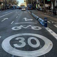 El límite de velocidad de 30 km/h hará las ciudades más seguras y sostenibles