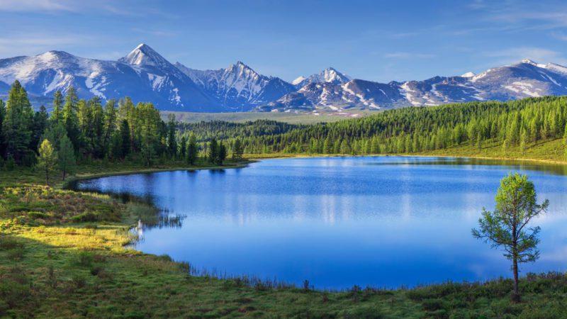Los lagos más grandes de nuestro planeta