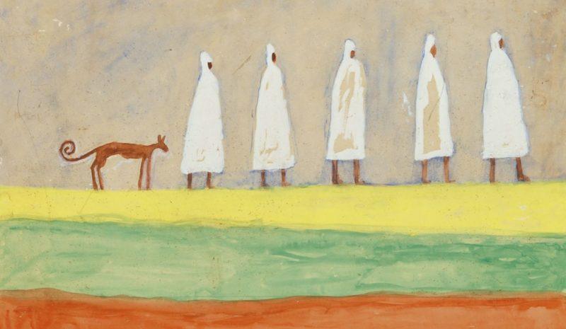 El arte de Marruecos por fin cruza el Estrecho