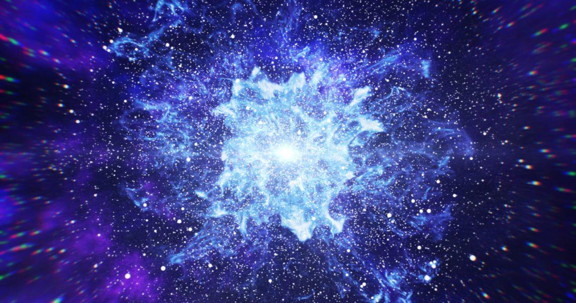 La primera materia tras el Big Bang fue muy similar al agua - EL ÁGORA  DIARIO