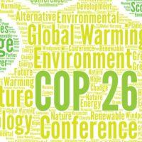 La COP26 de Glasgow debe lograr frenar el calentamiento global
