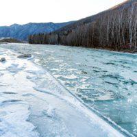 Las aguas de deshielo de Groenlandia tienen altos niveles de mercurio