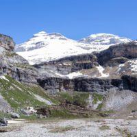 El glaciar pirenaico de Monte Perdido se desvanece