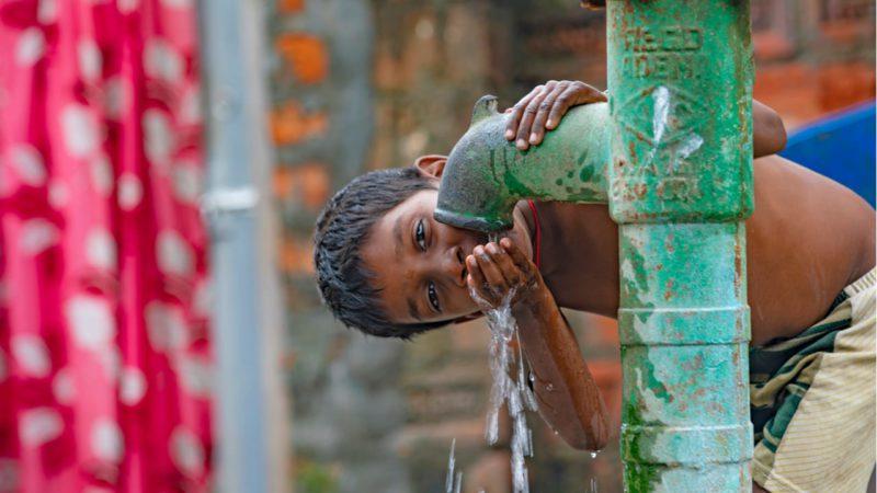 Agua limpia para acabar con las enfermedades tropicales en 2030
