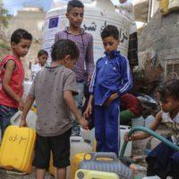 Crecen los ataques a misiones humanitarias relacionadas con el agua