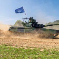 La OTAN quiere que los ejércitos se sumen al esfuerzo climático