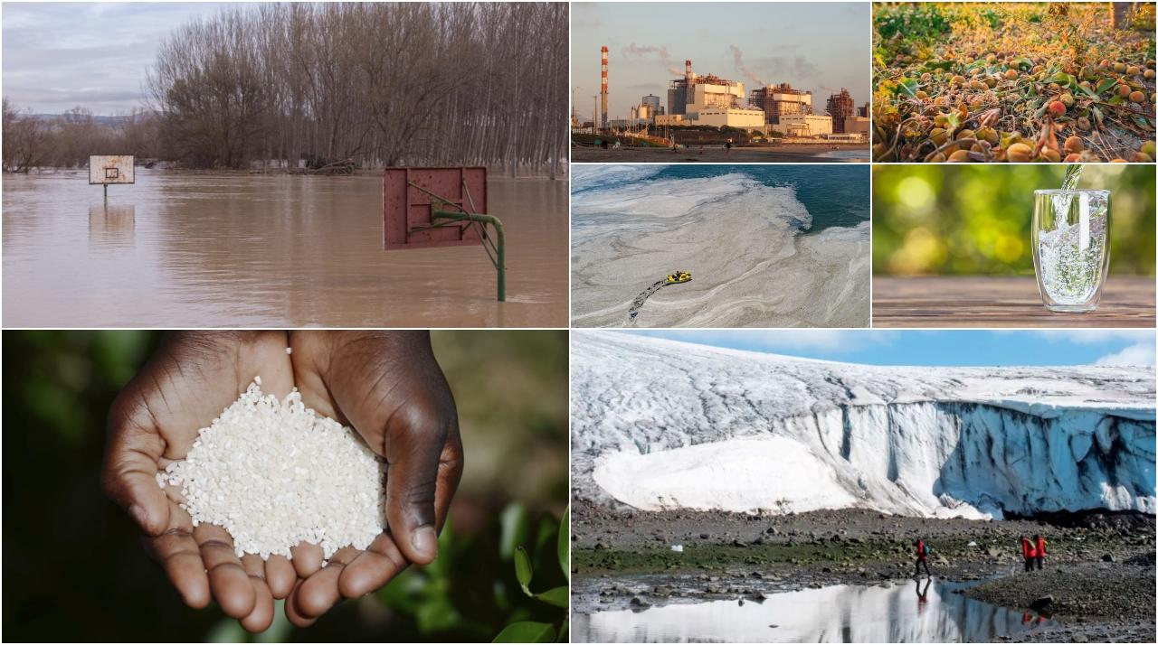 España identifica 664 depuradoras en zonas inundables