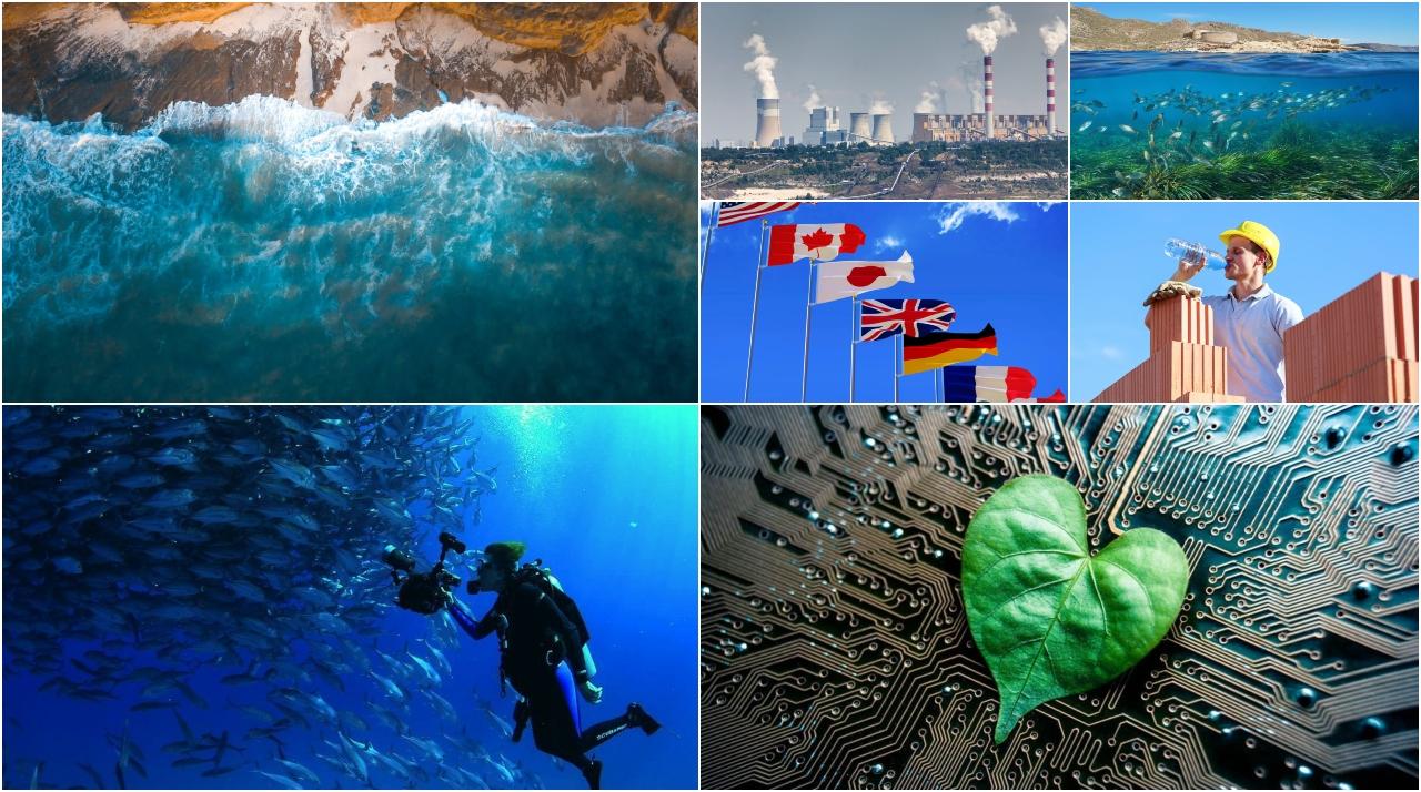El futuro de la humanidad se juega en las aguas de los océanos