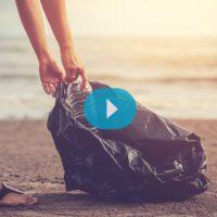 Bañadores reciclados: la ropa de baño que está de moda