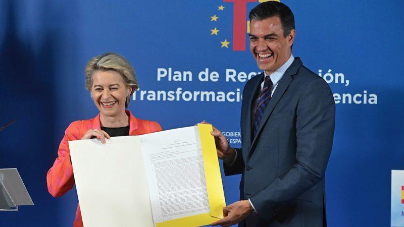Europa da Luz verde al Plan de Recuperación y Resiliencia español