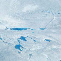 Un gigantesco lago de la Antártida desaparece en cuestión de días