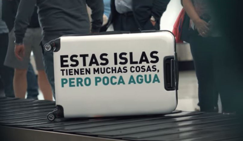 Baleares vuelve a pedir un uso responsable del agua a locales y turistas