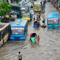 El exceso de CO2 intensifica los monzones en el sur de Asia