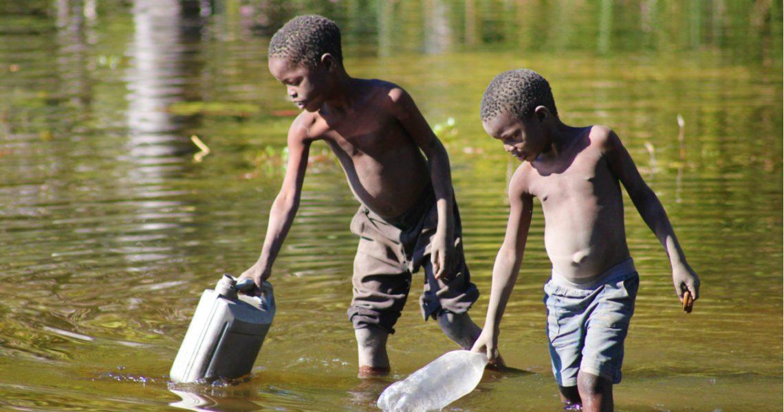 Erradicar el trabajo infantil también es cuestión de agua