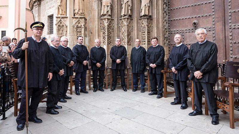 La ceremonia atemporal del Tribunal de las Aguas