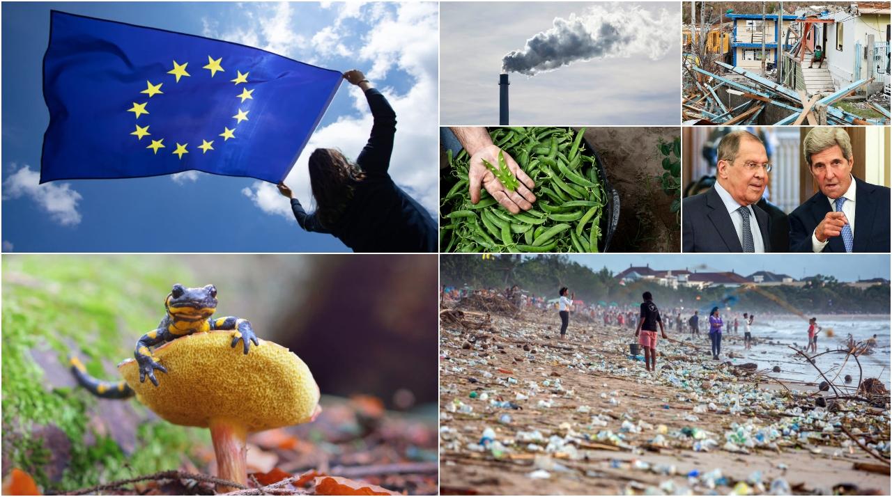 'Fit for 55': las leyes climáticas que transformarán la Unión Europea