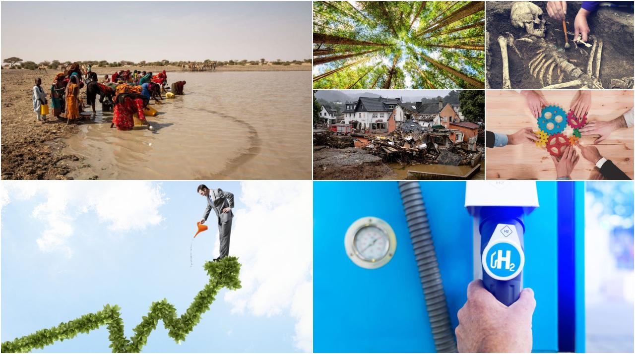 Chad se apaga en la más absoluta pobreza hídrica