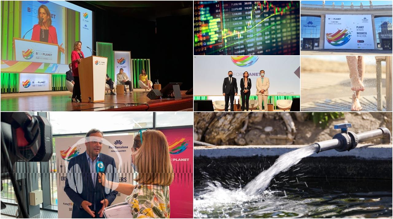 Ribera exige alianzas para avanzar en la Agenda 2030