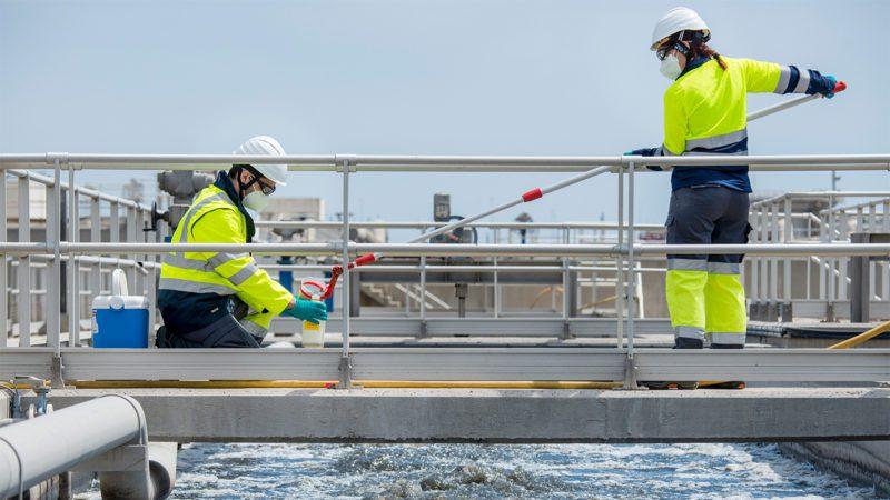 Aguas residuales para proteger la salud más allá del SARS-COV-2