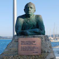 Nicos Cavadías, el poeta del mar