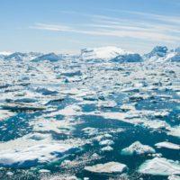 El último baluarte de hielo del océano Ártico se derrite
