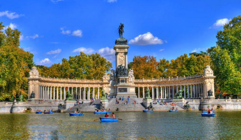 El Retiro, pulmón verde de Madrid, ya es Patrimonio Mundial