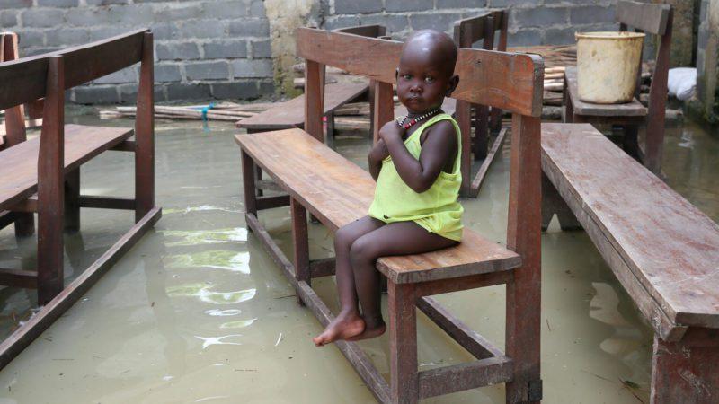 Millones de niños de Sudán del Sur están en peligro por la inseguridad hídrica