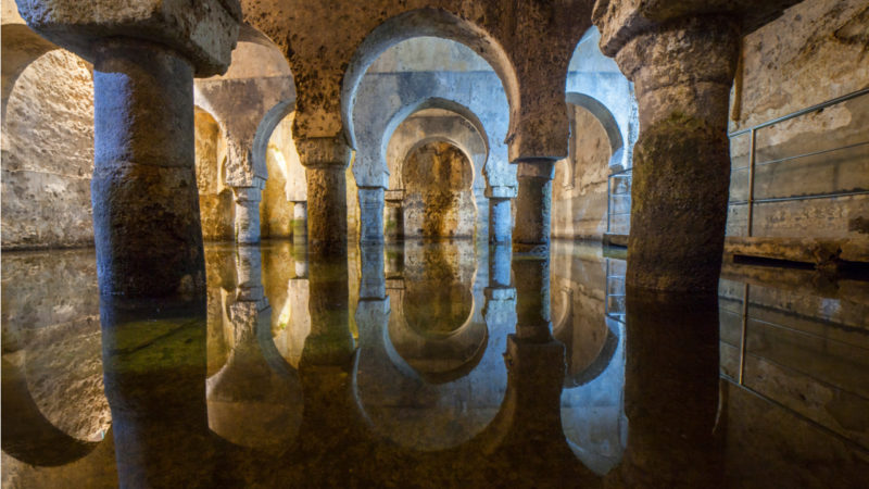 Agua y Al-Ándalus, una relación en clave de arquitectura