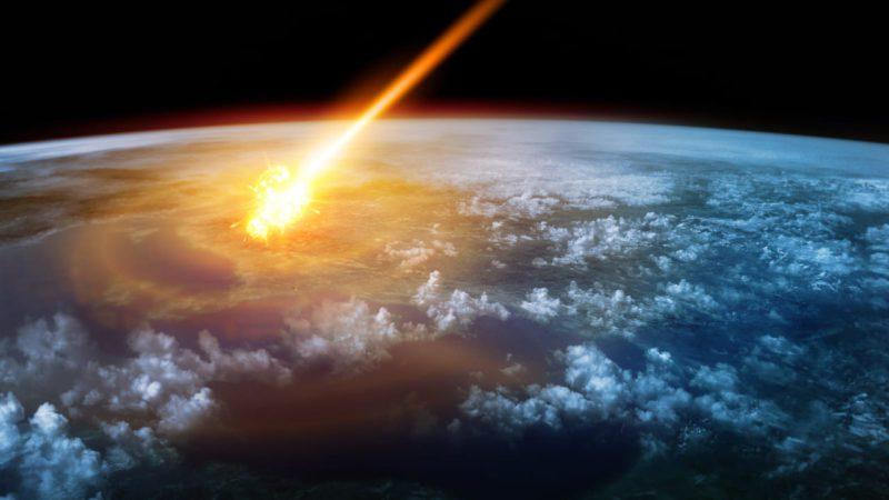 El asteroide que aniquiló a los dinosaurios produjo tsunamis devastadores