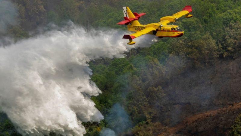 """La """"normalidad"""" eleva un 76% los incendios forestales respecto a 2020"""