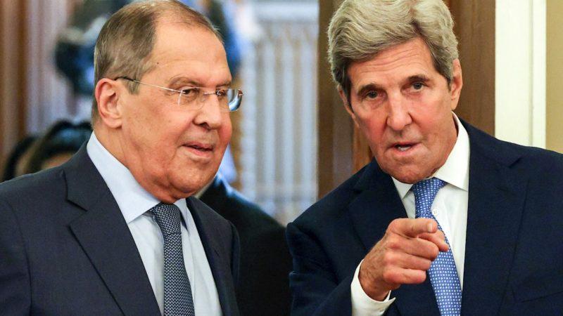 Kerry intenta impulsar una cooperación climática entre EEUU y Rusia