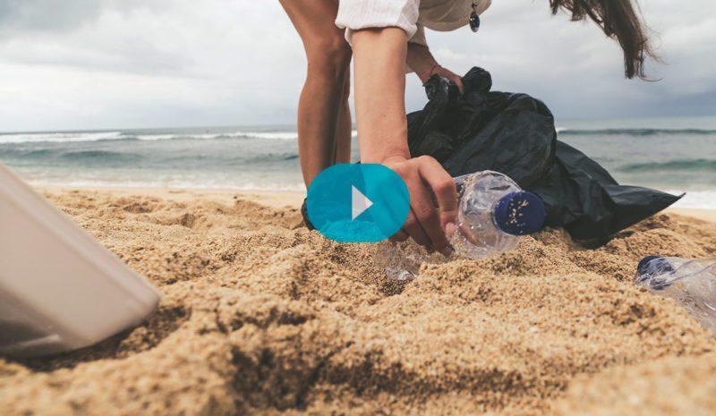 Recoge el plástico, salva el mar