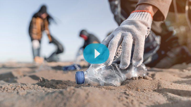 Plástico hidrosoluble: Receta contra la contaminación