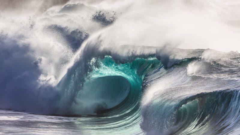 Tsunamis, los eventos más extremos y destructivos del agua