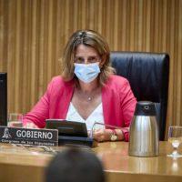 Ribera apuesta por reducir la presión urbanística y agrícola sobre el Mar Menor