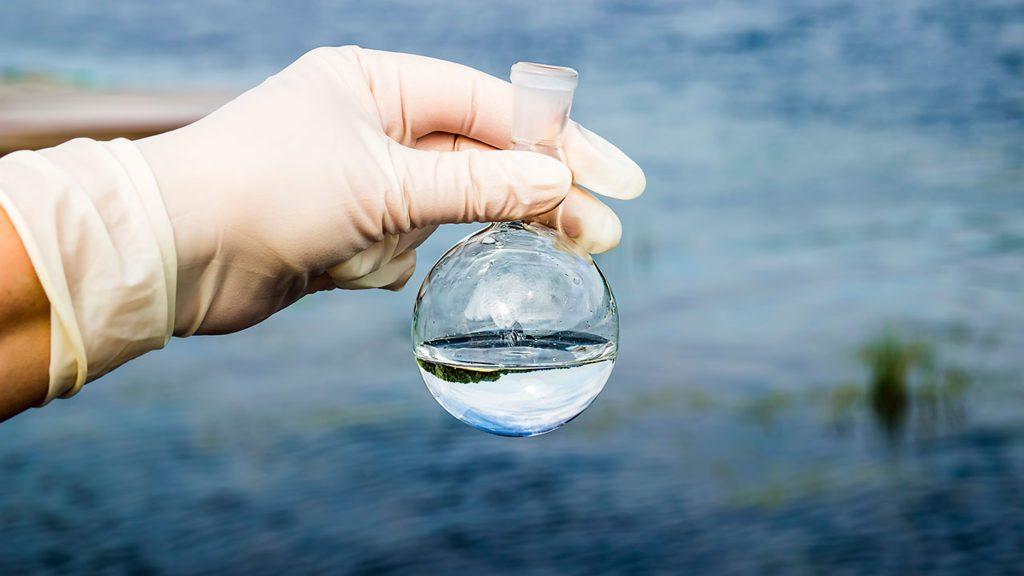 agua de consumo