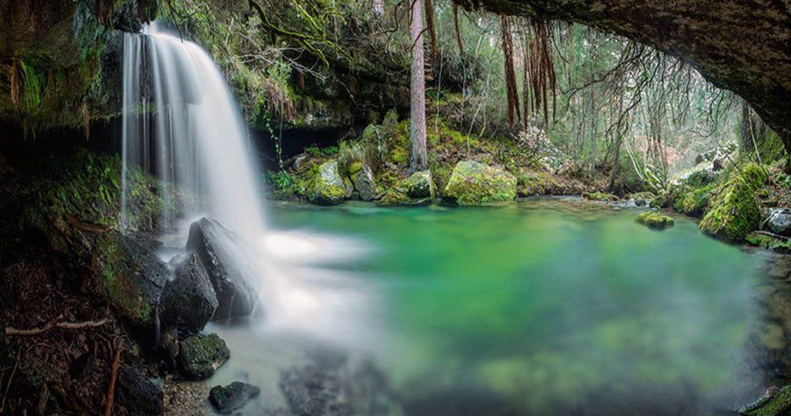 La ruta de las cascadas de Covaleda, una maravilla natural