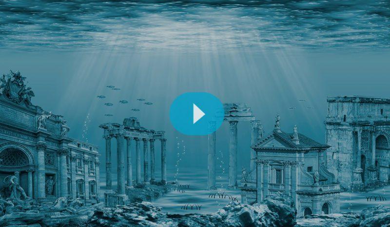 Las cinco ciudades sumergidas bajo el mar