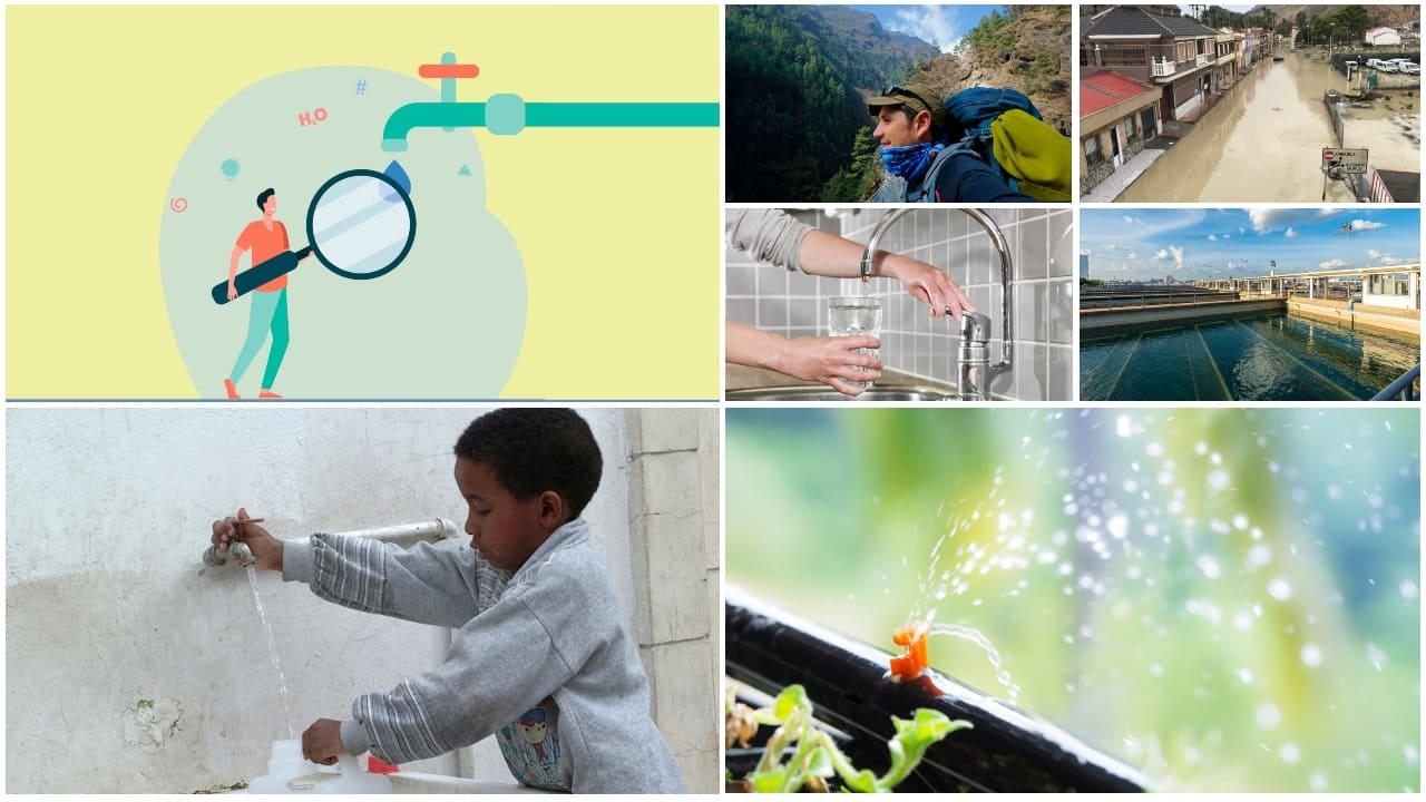 La calidad del agua de consumo en España: contexto actual y perspectivas de futuro