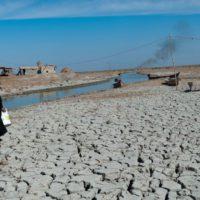 La sequía y la guerra asolan el agua de Oriente Próximo